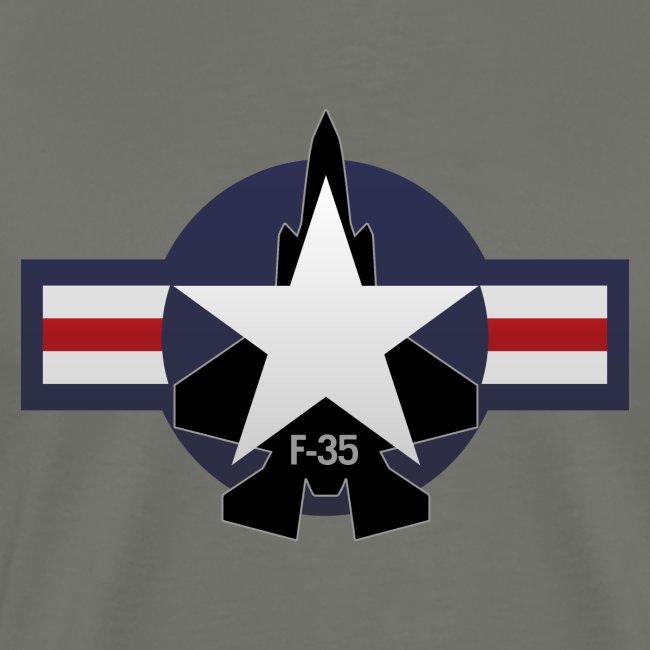 F-35 Lightning II Military Jet Fighter Aircraft
