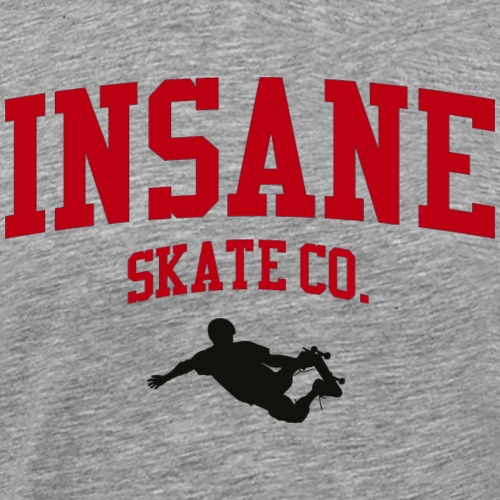 Insane Varsity Red - Men's Premium T-Shirt
