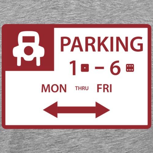 Free Parking - Men's Premium T-Shirt