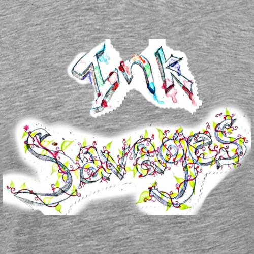 Ink Savages 1.0 - Men's Premium T-Shirt