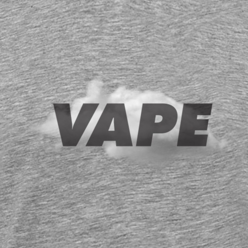 Vape Cloud - Men's Premium T-Shirt