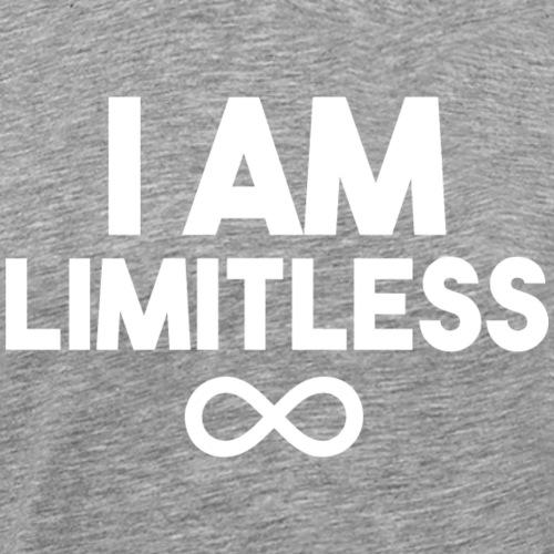 I AM Limitless Affirmation - Men's Premium T-Shirt