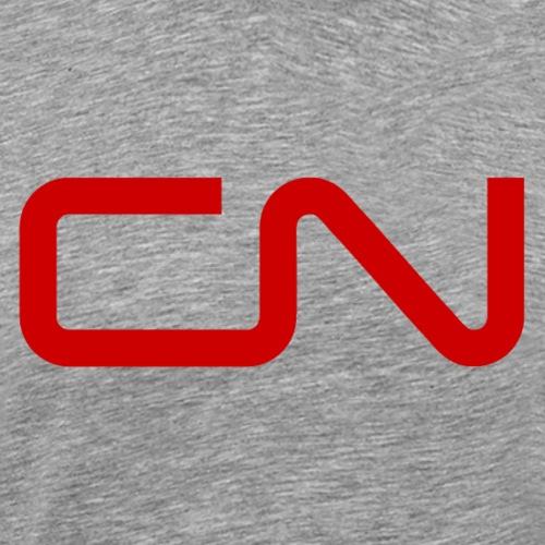 CN logo - Men's Premium T-Shirt