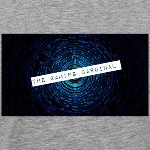custom anner - Men's Premium T-Shirt