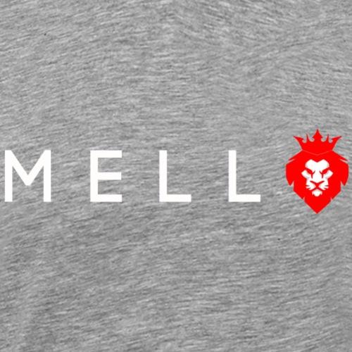 Mello With LOGO - Men's Premium T-Shirt