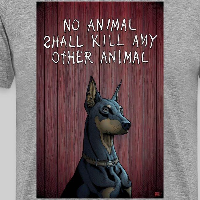No Animal Shall Kill
