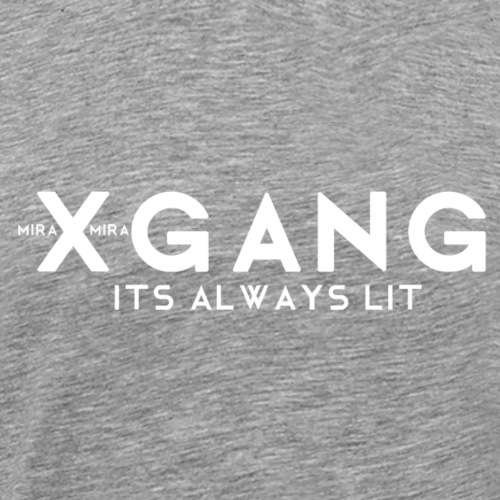 X Gang - Men's Premium T-Shirt