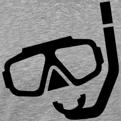 Scuba Junkie - Men's Premium T-Shirt