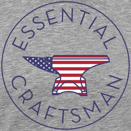 American Craftsman - Men's Premium T-Shirt