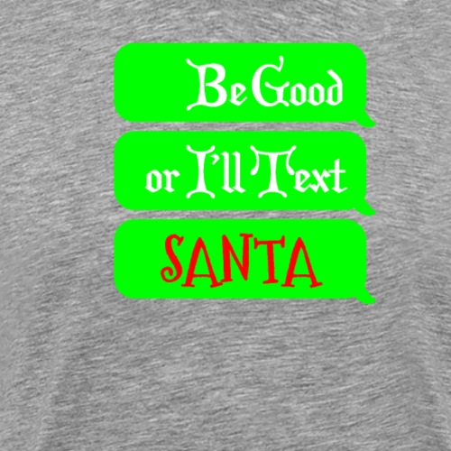 Funny Christmas Shirt for Parents and Teachers I' - Men's Premium T-Shirt