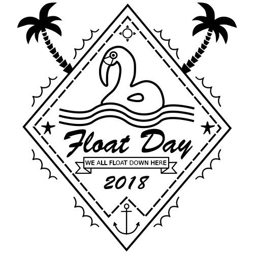 Float Day 2018 - Men's Premium T-Shirt