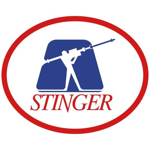 Vintage Stinger Logo Shirt - Men's Premium T-Shirt