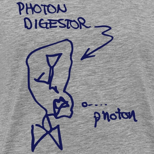 Photon Digestor - Men's Premium T-Shirt