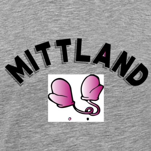 Texas Midland - Men's Premium T-Shirt