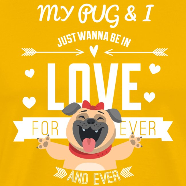 In love with my PUG