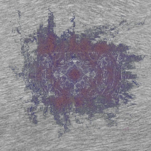 Glitched smere - Men's Premium T-Shirt