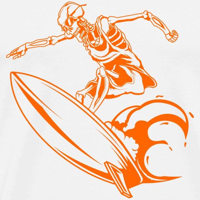 Surfing Skeleton 2a