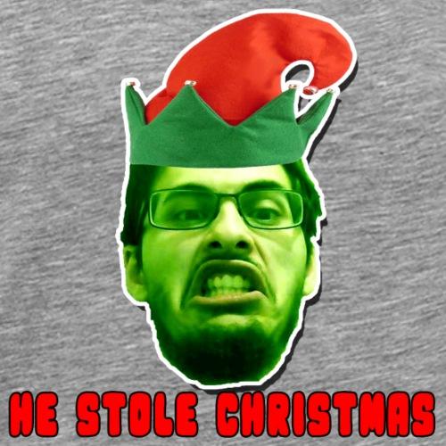 stolen christmas - Men's Premium T-Shirt