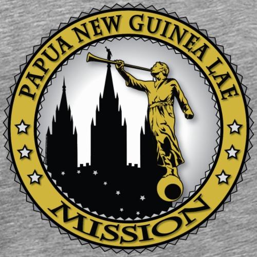 Papua New Guinea Lae Mission - LDS Mission Classic - Men's Premium T-Shirt