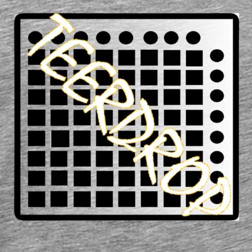 TeerDrop Gradiant - Men's Premium T-Shirt