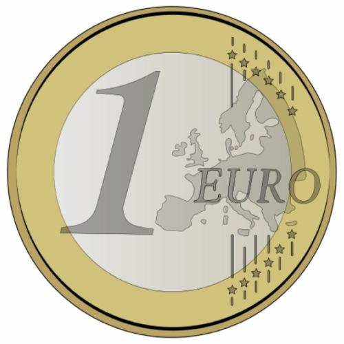 euro 1 cent - Men's Premium T-Shirt