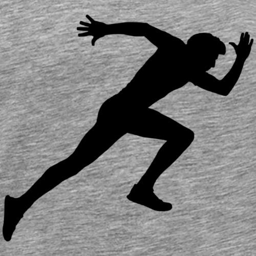 Will you run ? - Men's Premium T-Shirt