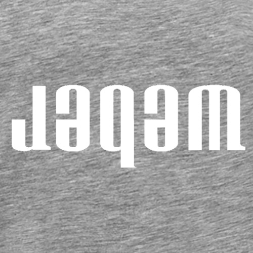 jaqam white - Men's Premium T-Shirt