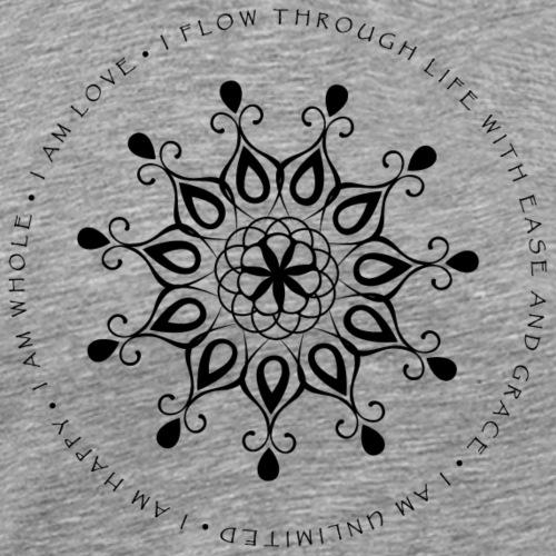 I am Happy, I am Whole, I am LOVE - Men's Premium T-Shirt