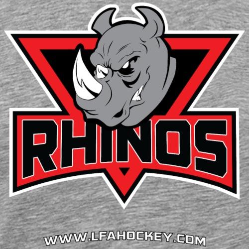 Rhinos - Men's Premium T-Shirt