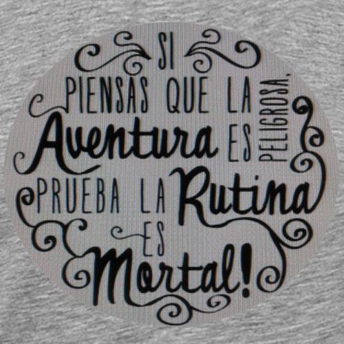 aventure - Men's Premium T-Shirt