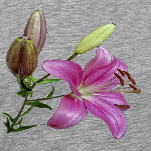 flor hermosa - Men's Premium T-Shirt