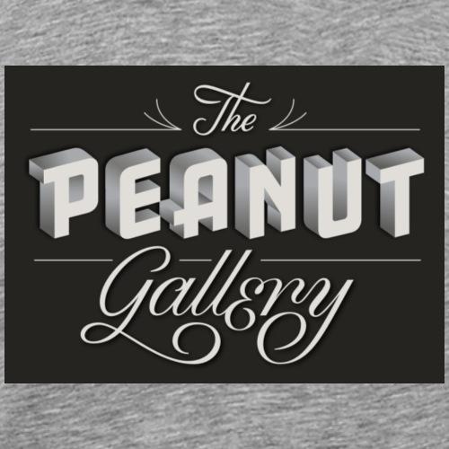 Peanut - Men's Premium T-Shirt