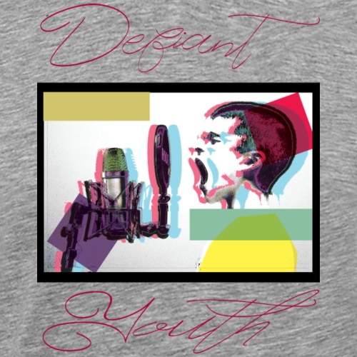 Defiant Youth POPART