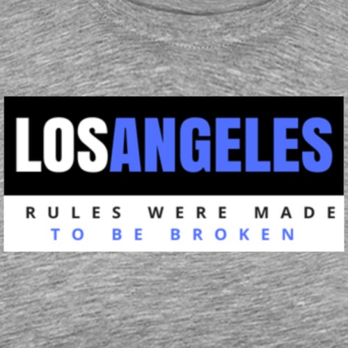 LOS ANGELES - Men's Premium T-Shirt