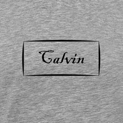 Calvin - Men's Premium T-Shirt