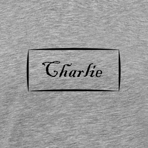 Charlies - Men's Premium T-Shirt