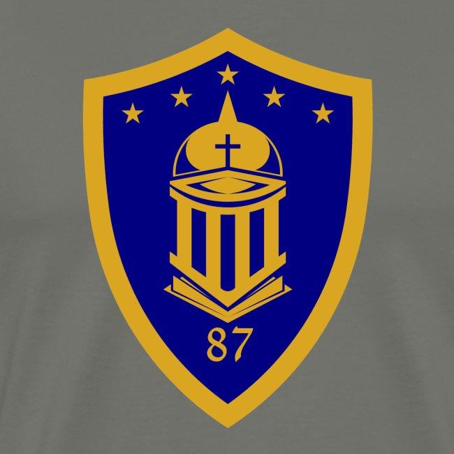 Ateneo HS Batch 87 Logo
