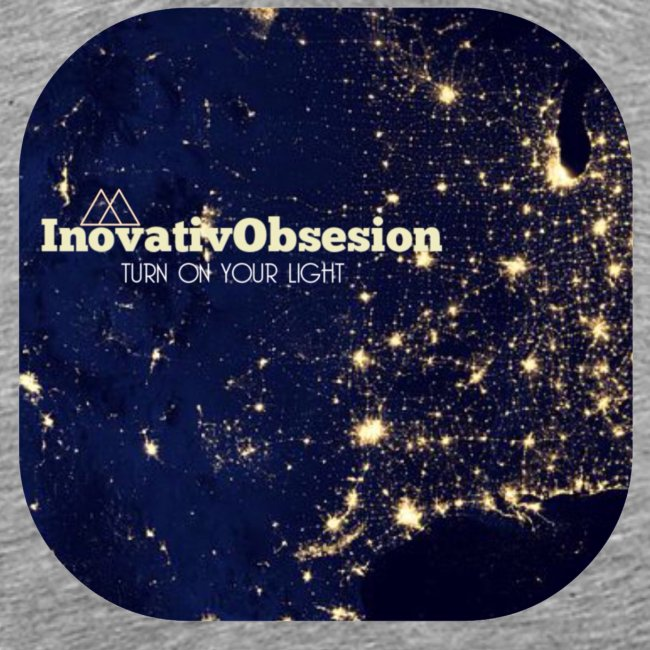 "InovativObsesion ""TURN ON YOU LIGHT"" Apparel"