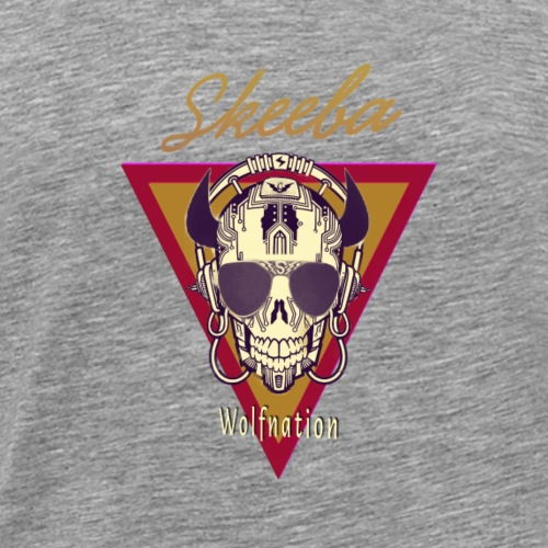 Skeeba/Wolfnation - Men's Premium T-Shirt