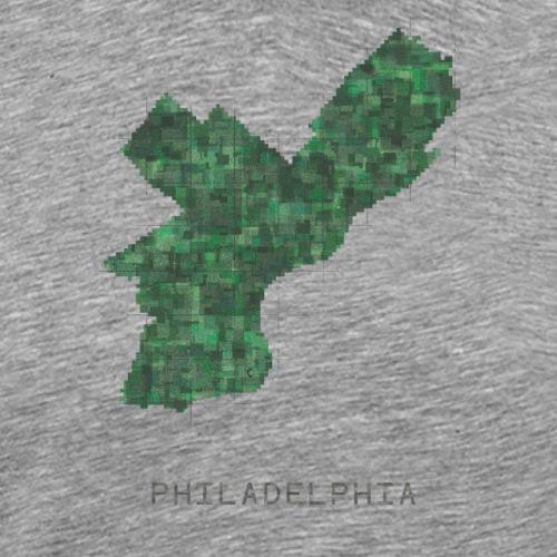 philadelphia green - Men's Premium T-Shirt