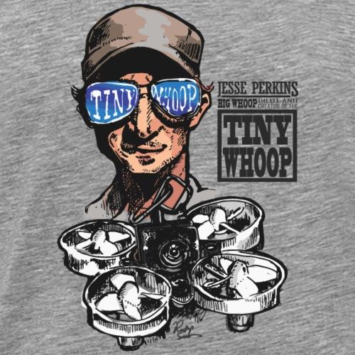 TW Final black text - Men's Premium T-Shirt