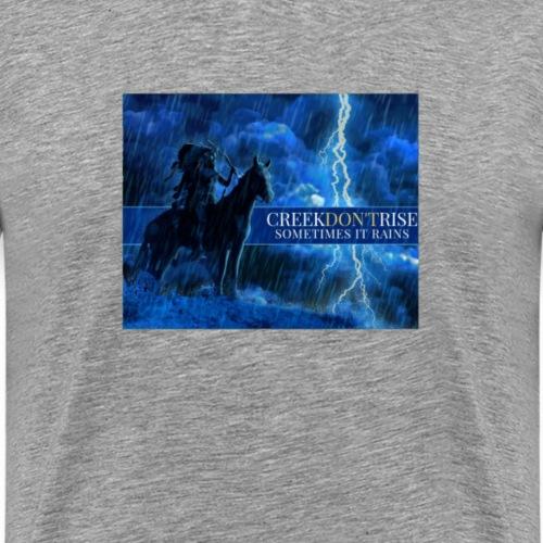 Sometimes It Rains cover art - Men's Premium T-Shirt