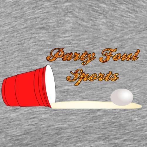 Party Foul logo - Men's Premium T-Shirt