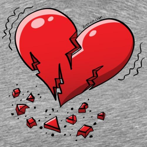 Heartquake - Men's Premium T-Shirt