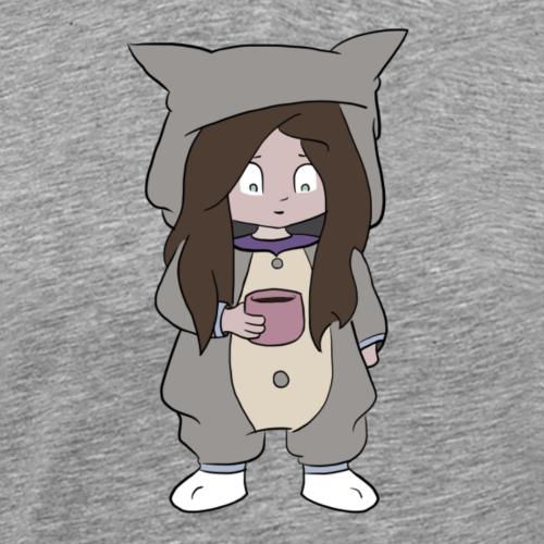 Cass3rz in Pajamas - Men's Premium T-Shirt