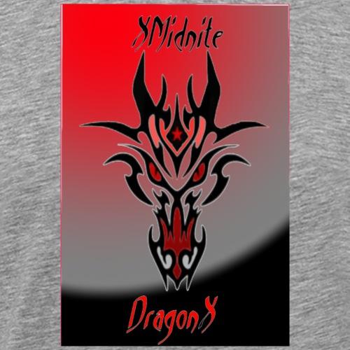 XMidniteDragonX - Men's Premium T-Shirt
