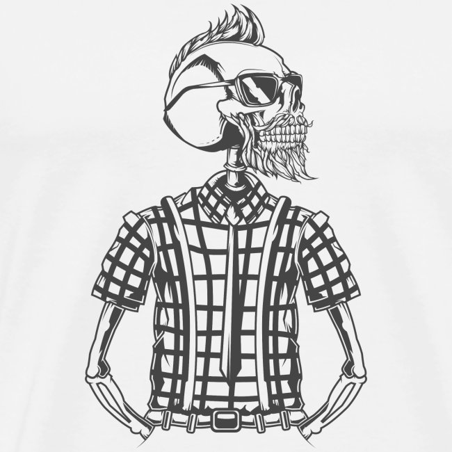 Skull Brother