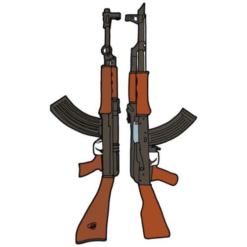 VZ58 AK47 - Men's Premium T-Shirt