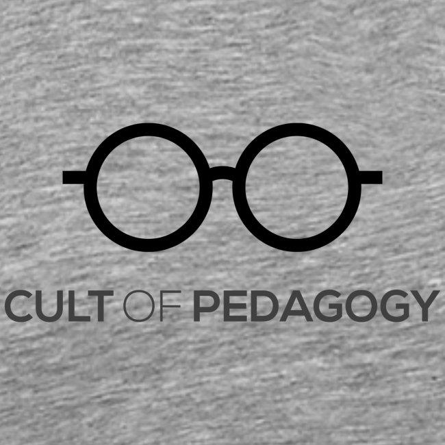 Cult of Pedagogy (black text)