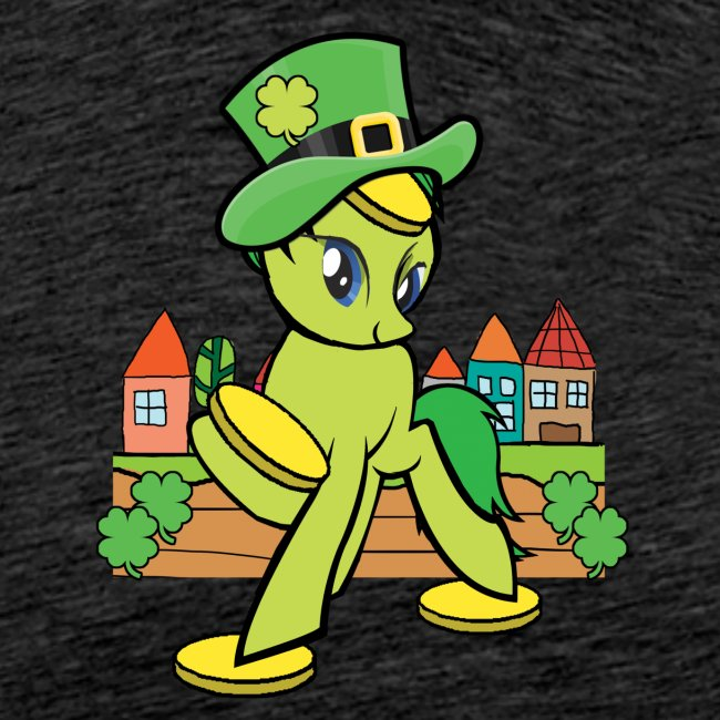 Irish Lucky Pony